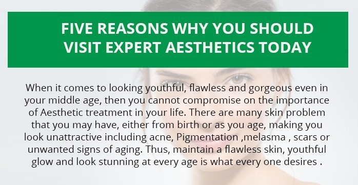 Infographic: 3 Major Treatments Offered By Skin Specialist Clinics